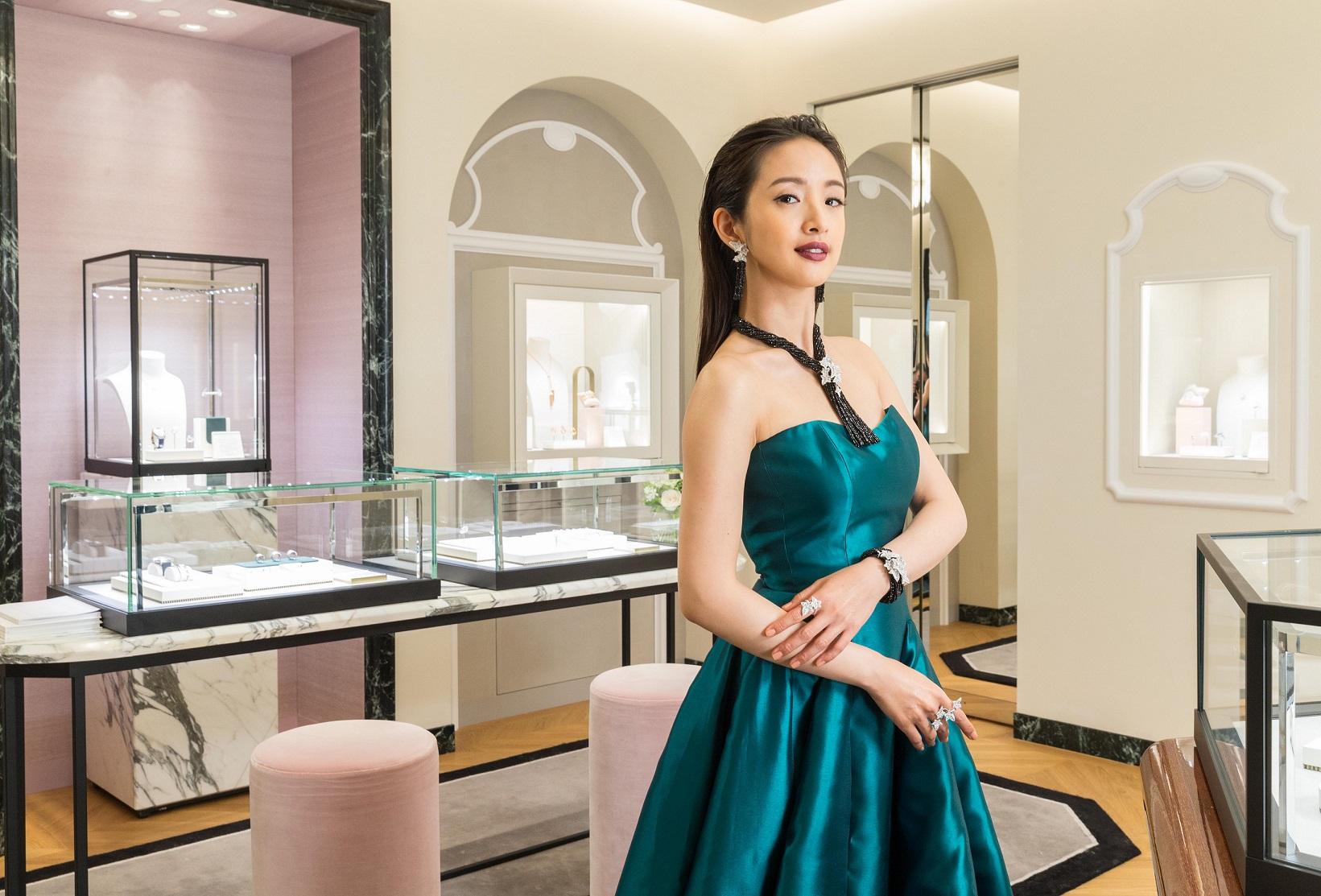 inculture 作品 法國頂級珠寶品牌BOUCHERON 微風廣場精品店盛大開幕